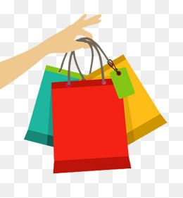 Shopping bag vector clipart picture download Business Shopping Bags, Ppt, Color, Shopping Bag PNG and ... picture download