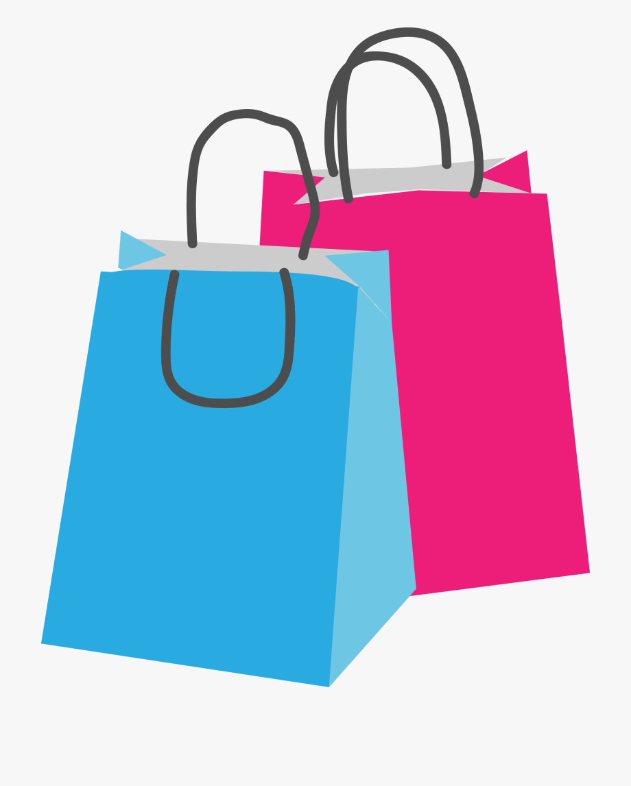 Shopping bags clipart jpg free download Shopping Bags Clipart Png - Tote Bag #281134 - Free Cliparts ... jpg free download