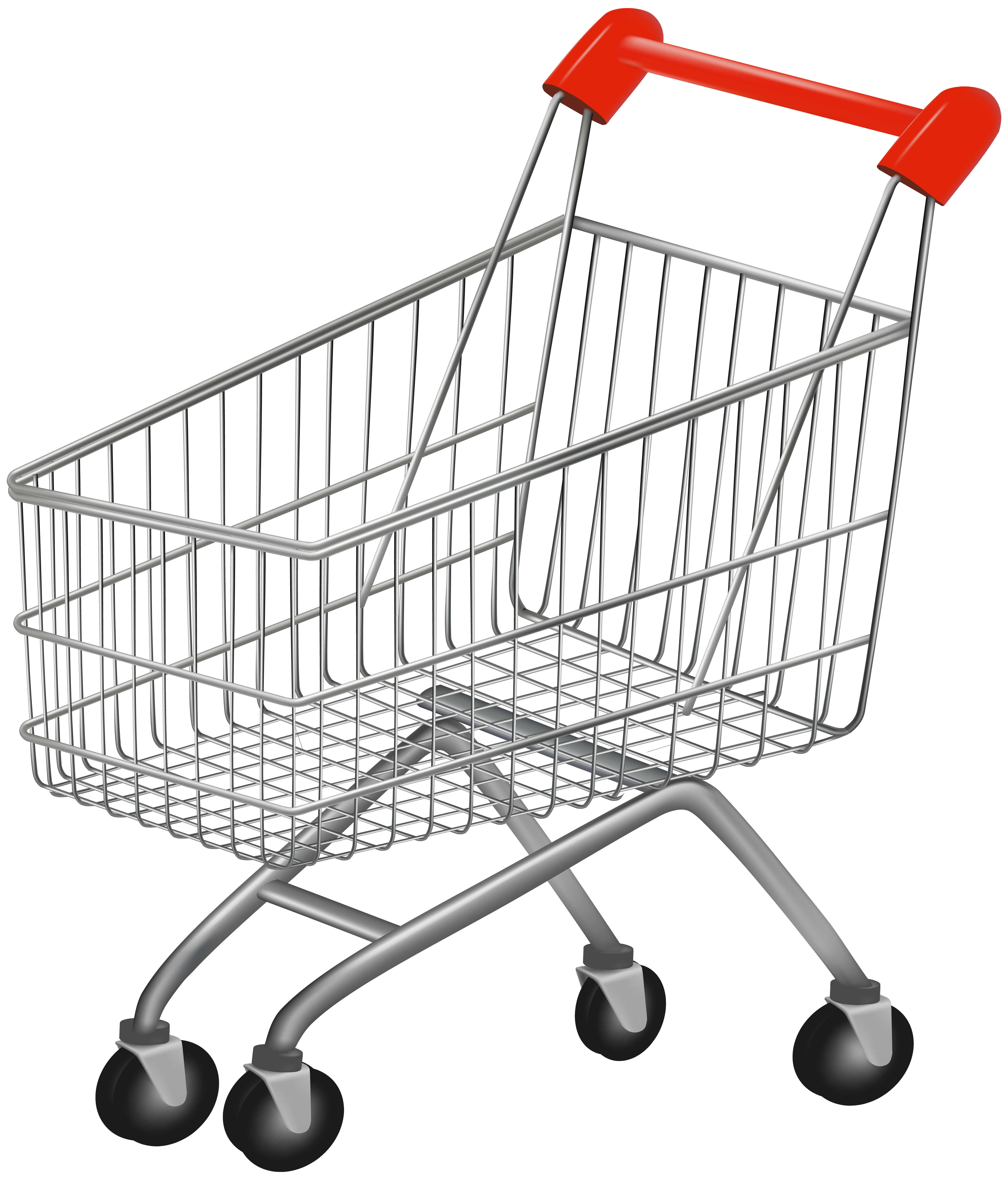 Free shopping cart clipart picture royalty free download Shopping Cart PNG Clip Art Image | Gallery Yopriceville ... picture royalty free download