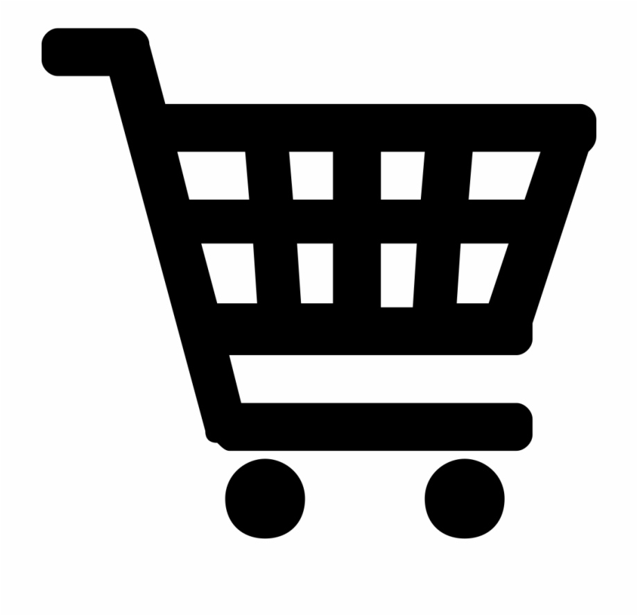 Shopping cart icon clipart clipart black and white Shopping Cart Icon Png 114158 - Shopping Cart App Icon Free ... clipart black and white