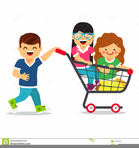 Shopping free clipart clip royalty free download Free Clipart Girls Shopping | Free Images at Clker.com ... clip royalty free download
