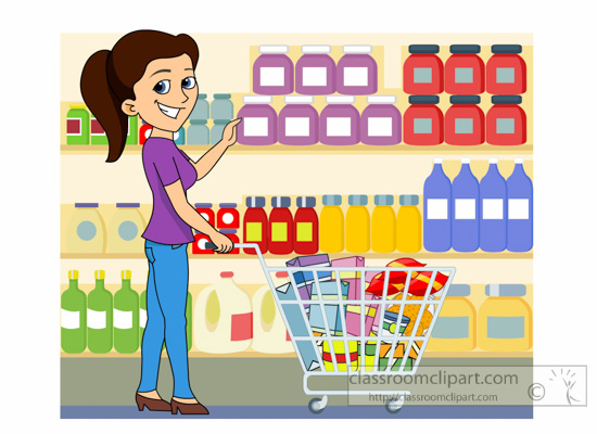 Suprmarket clipart image royalty free stock Search results for shopping pictures graphics clipart ... image royalty free stock