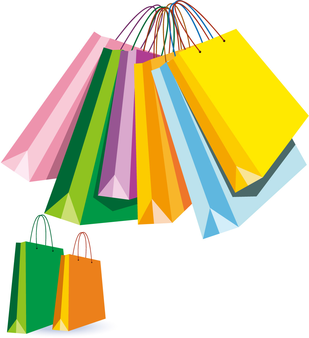 Shopping graphics clipart picture free stock Free Pictures Of Shopping Bags, Download Free Clip Art, Free ... picture free stock