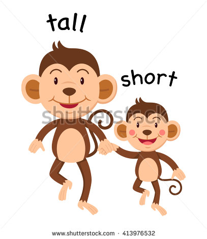 Short and tall clipart clipart free Tall Short Stock Images, Royalty-Free Images & Vectors | Shutterstock clipart free