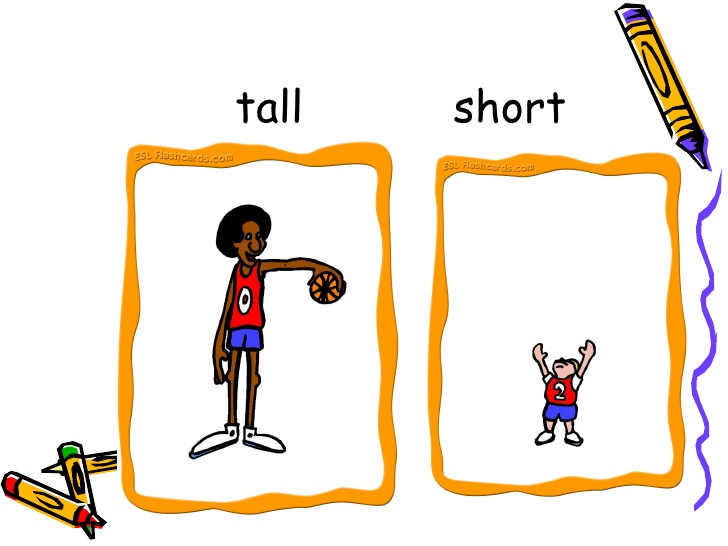 Short and tall clipart clipart freeuse Clipart tall short - ClipartFest clipart freeuse