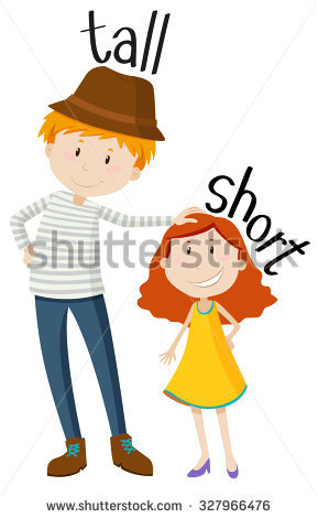 Short and tall clipart svg black and white stock Tall Short Stock Images, Royalty-Free Images & Vectors | Shutterstock svg black and white stock