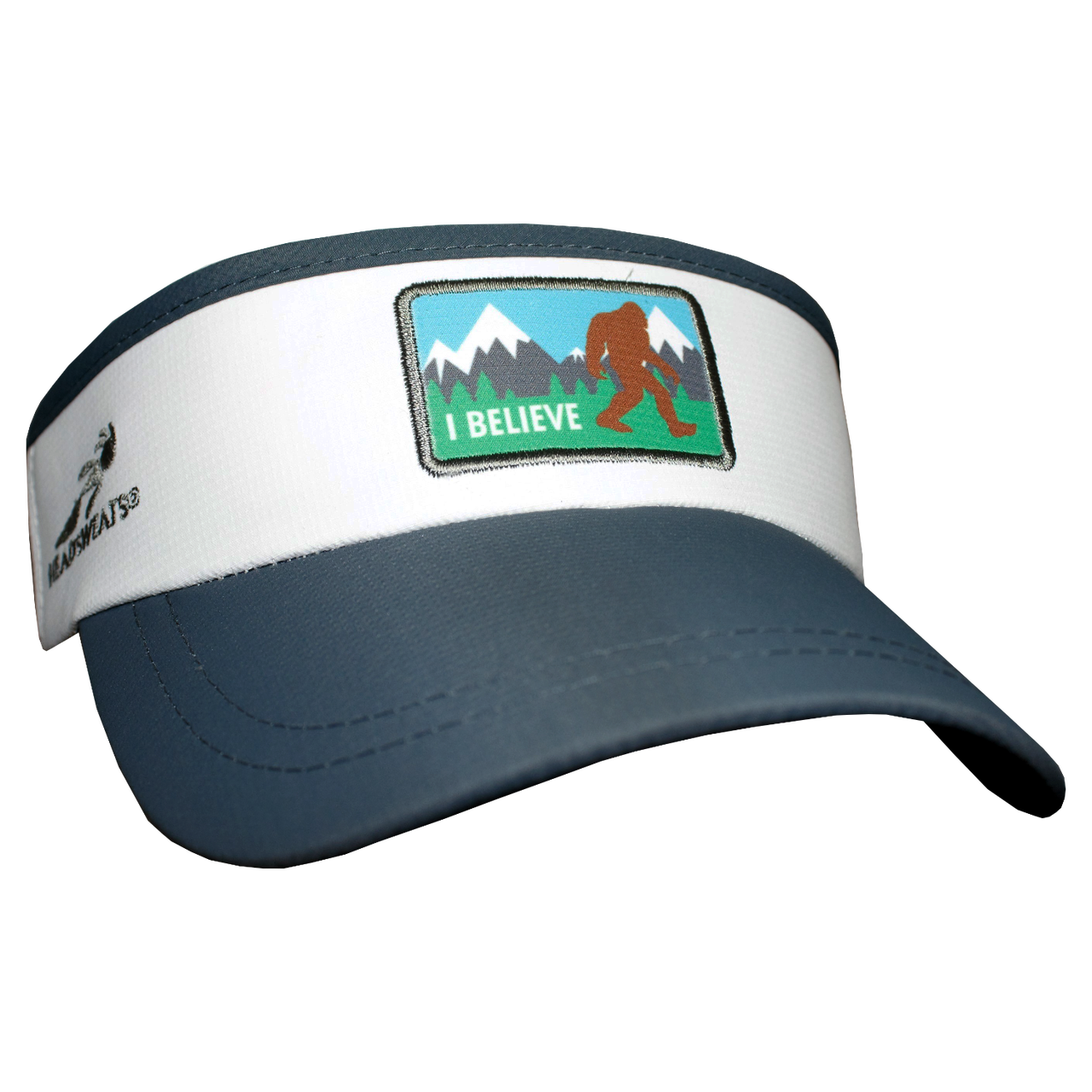 Short girl car sun visor clipart free stock Headsweats - Supervisor - Bigfoot I Believe, $23.00 (http://www ... free stock