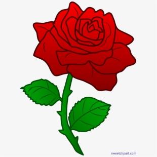 Short stem rose clipart vector royalty free download Free Red Rose Clipart Free Cliparts, Silhouettes, Cartoons ... vector royalty free download