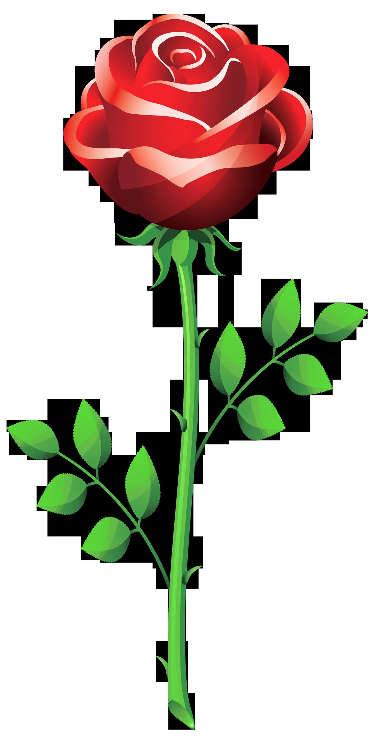 Short stem rose clipart vector stock Free Rose Images, Download Free Clip Art, Free Clip Art on ... vector stock
