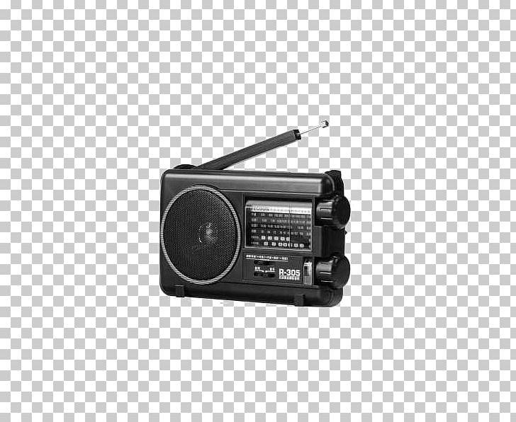 Shortwave radio clipart vector black and white library Tecsun FM Broadcasting Shortwave Radio Radio Receiver PNG ... vector black and white library
