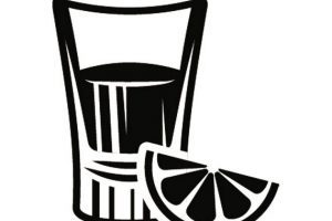 Shot glass clipart black and white clip transparent stock Shot glass clipart black and white 5 » Clipart Portal clip transparent stock