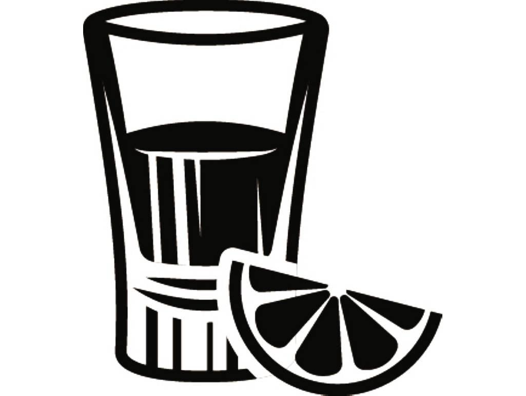 Shot glass clipart black and white banner download Shot Glass Clipart | Free download best Shot Glass Clipart ... banner download