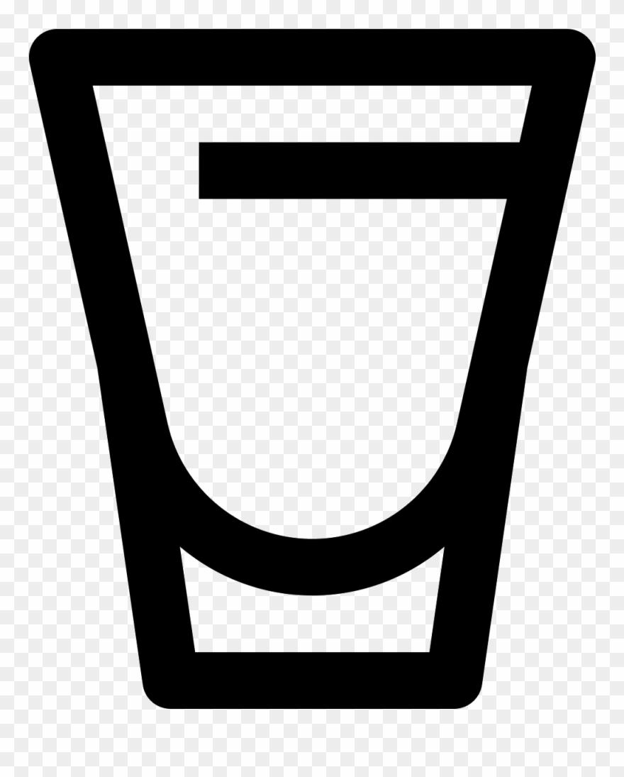 Shot glass clipart free svg transparent Vodka Icon Free Download Clipart Transparent - Shot Glass ... svg transparent