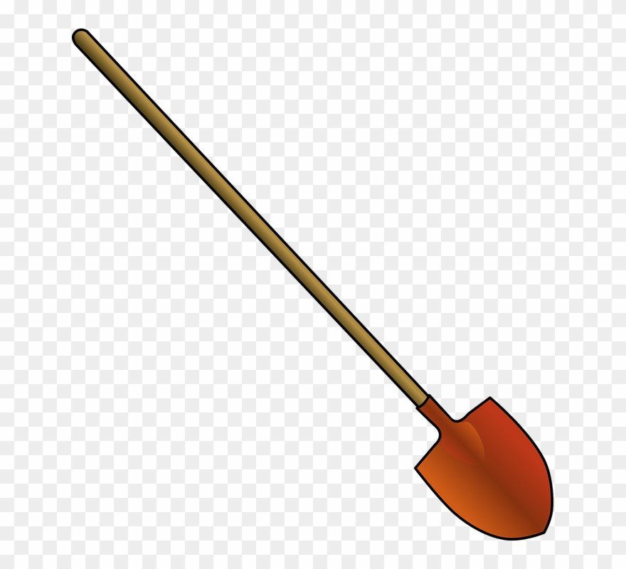 Shovel picture clipart jpg transparent stock Roundpointshovel Clip Art - Shovel Clipart - Png Download ... jpg transparent stock