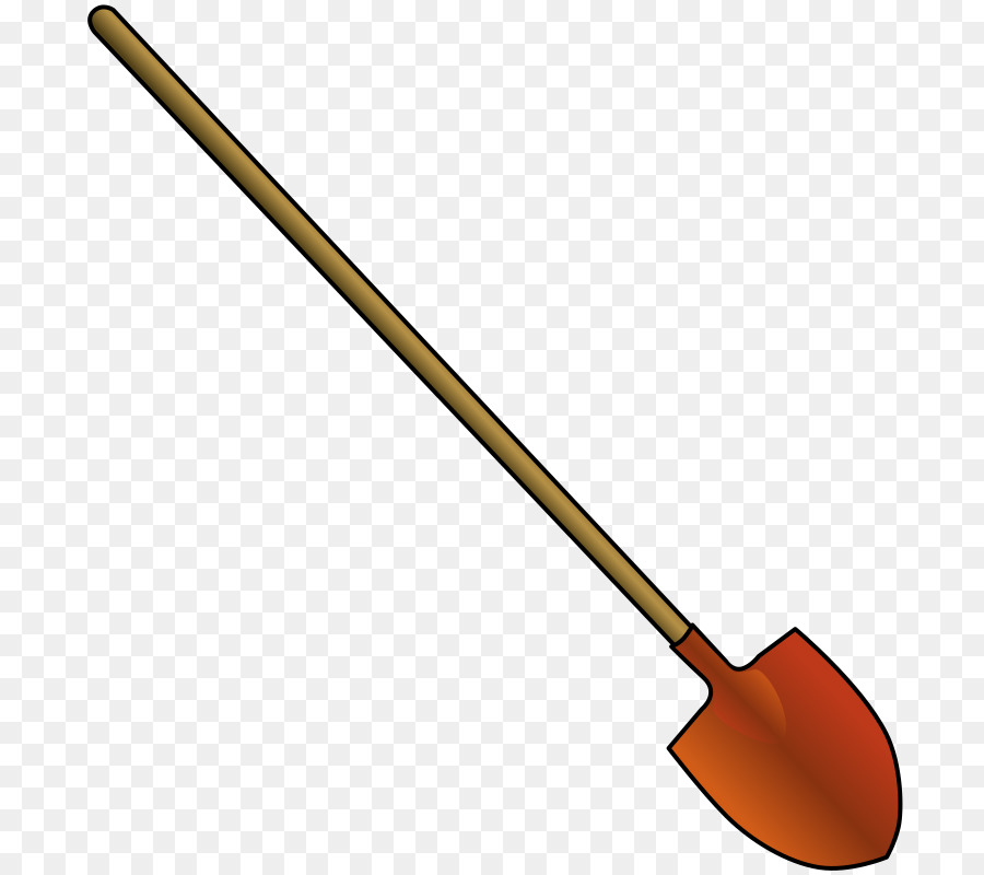 Shovels clipart png library Shovel, Line, Product, transparent png image & clipart free ... png library