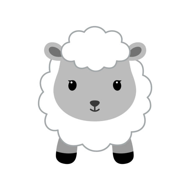 Show lamb clipart svg library download Top 60 Baby Lamb Clipart Clip Art Vector Graphics And ... svg library download