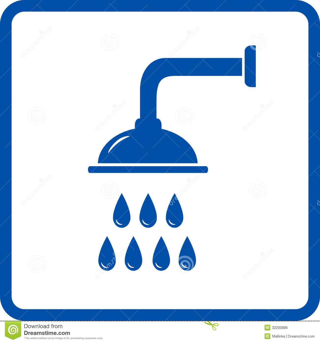 Shower clip art jpg library stock Shower Time Clipart - Clipart Kid jpg library stock