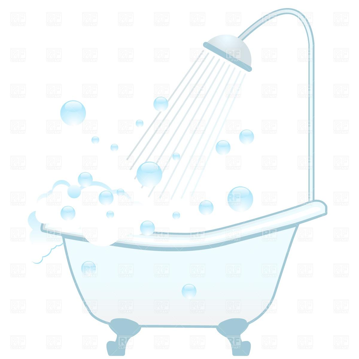 Shower clip art free clip black and white download Shower Clip Art Free | Clipart Panda - Free Clipart Images clip black and white download