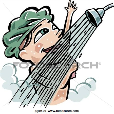 Shower images clip art clip library Taking A Shower Clipart & Taking A Shower Clip Art Images ... clip library