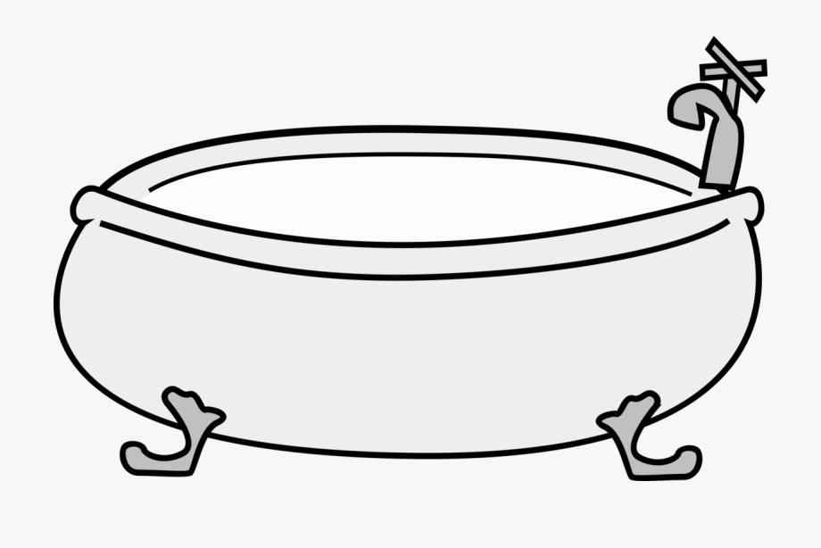 Shower tub clipart clip transparent Baths Bathroom Plumbing Shower Faucet Handles & Controls ... clip transparent