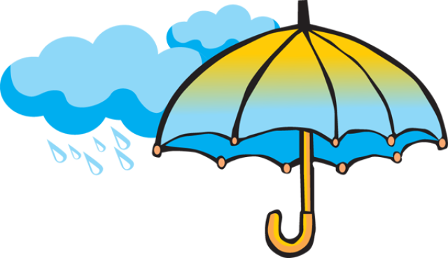 Showers clipart