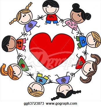 Showing love clipart svg royalty free download Showing love to others clipart - ClipartFest svg royalty free download
