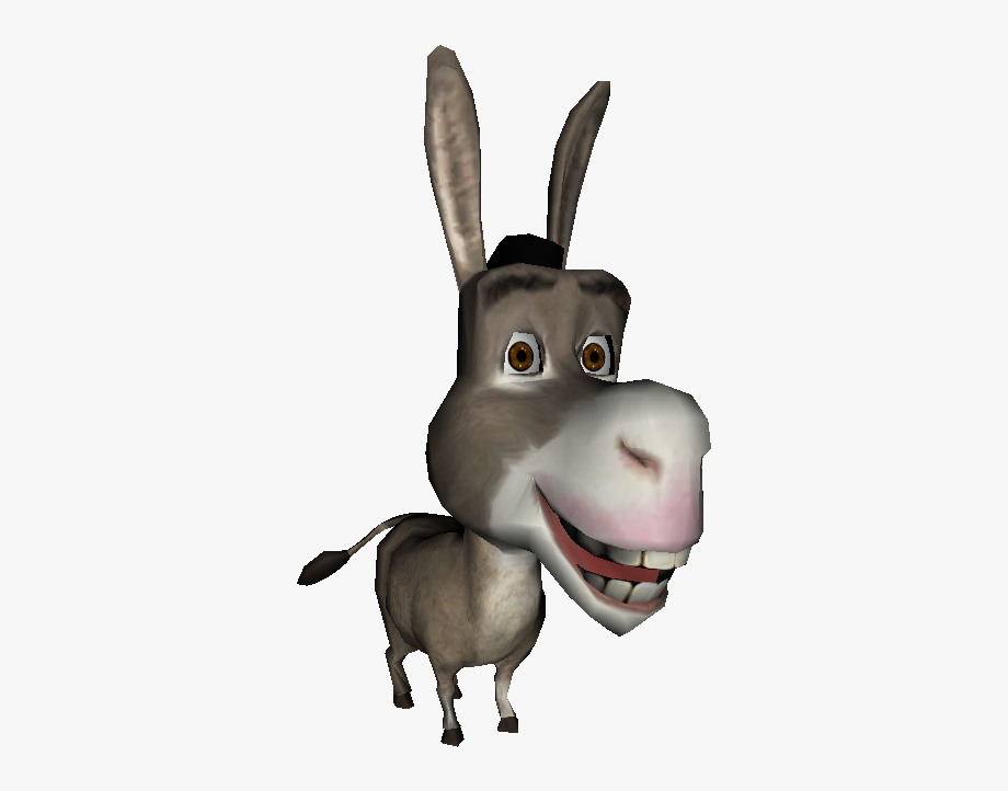 Shrek and donkey clipart clip art download Donkey From Shrek Transparent , Transparent Cartoon, Free ... clip art download