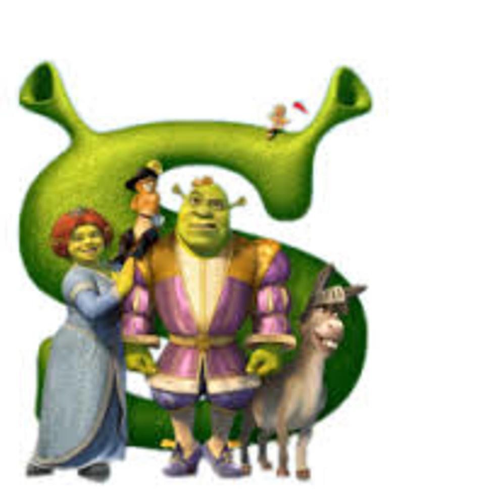 Shrek the musical clipart svg transparent download Shrek The Musical svg transparent download