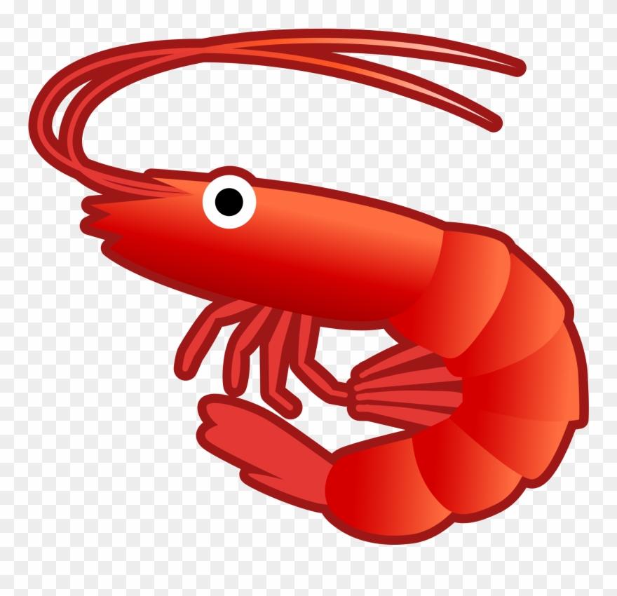 Shrimp clipart icon clip art library library File Noto Emoji Oreo F Wikimedia Commons - Shrimp Icon ... clip art library library