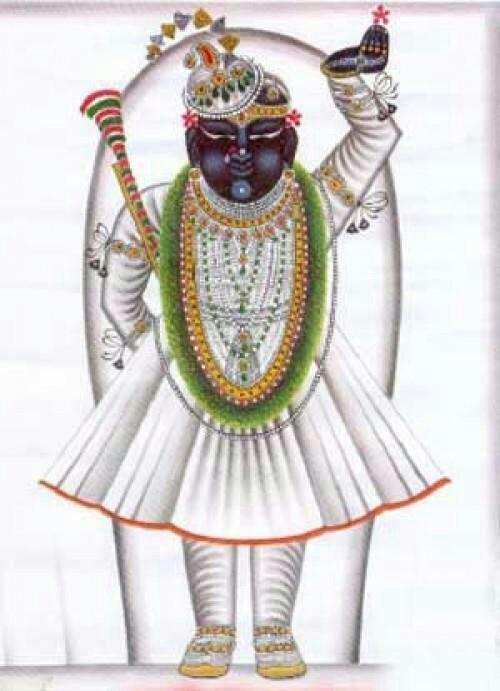 Shrinathji clipart image freeuse download Shreenathji=White | Shreenathji | Shree krishna, Radha rani ... image freeuse download