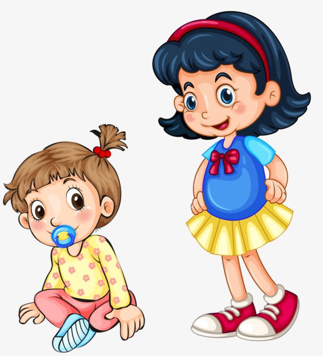 Shstar clipart image free download Little sister clipart 5 » Clipart Station image free download