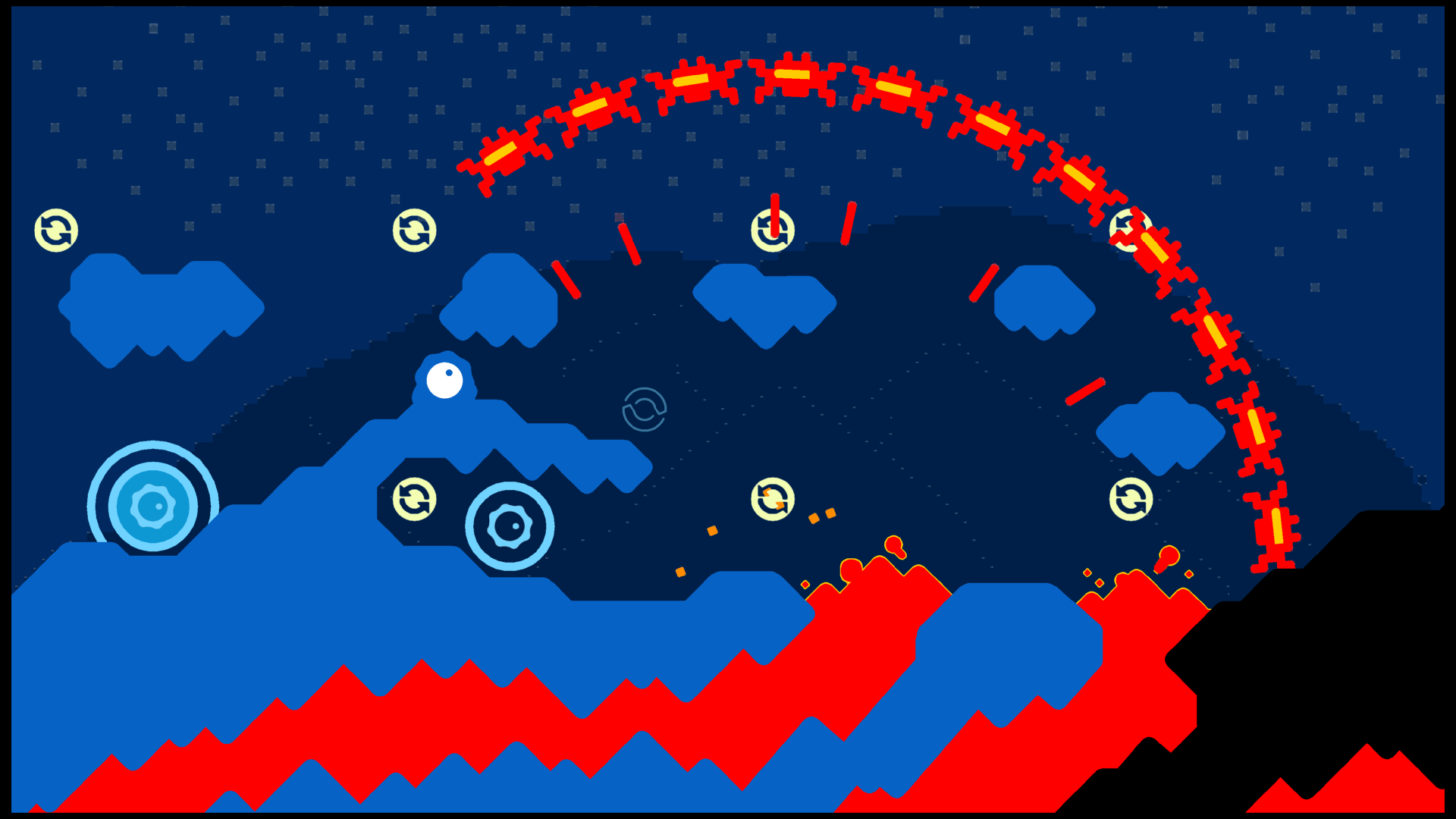 Shuhei yoshida clipart image black and white download Sound Shapes Debuts On the PS4 With More Music and Levels By ... image black and white download