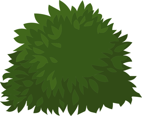 Shurbs clipart svg free Shrub Clipart | Free download best Shrub Clipart on ... svg free