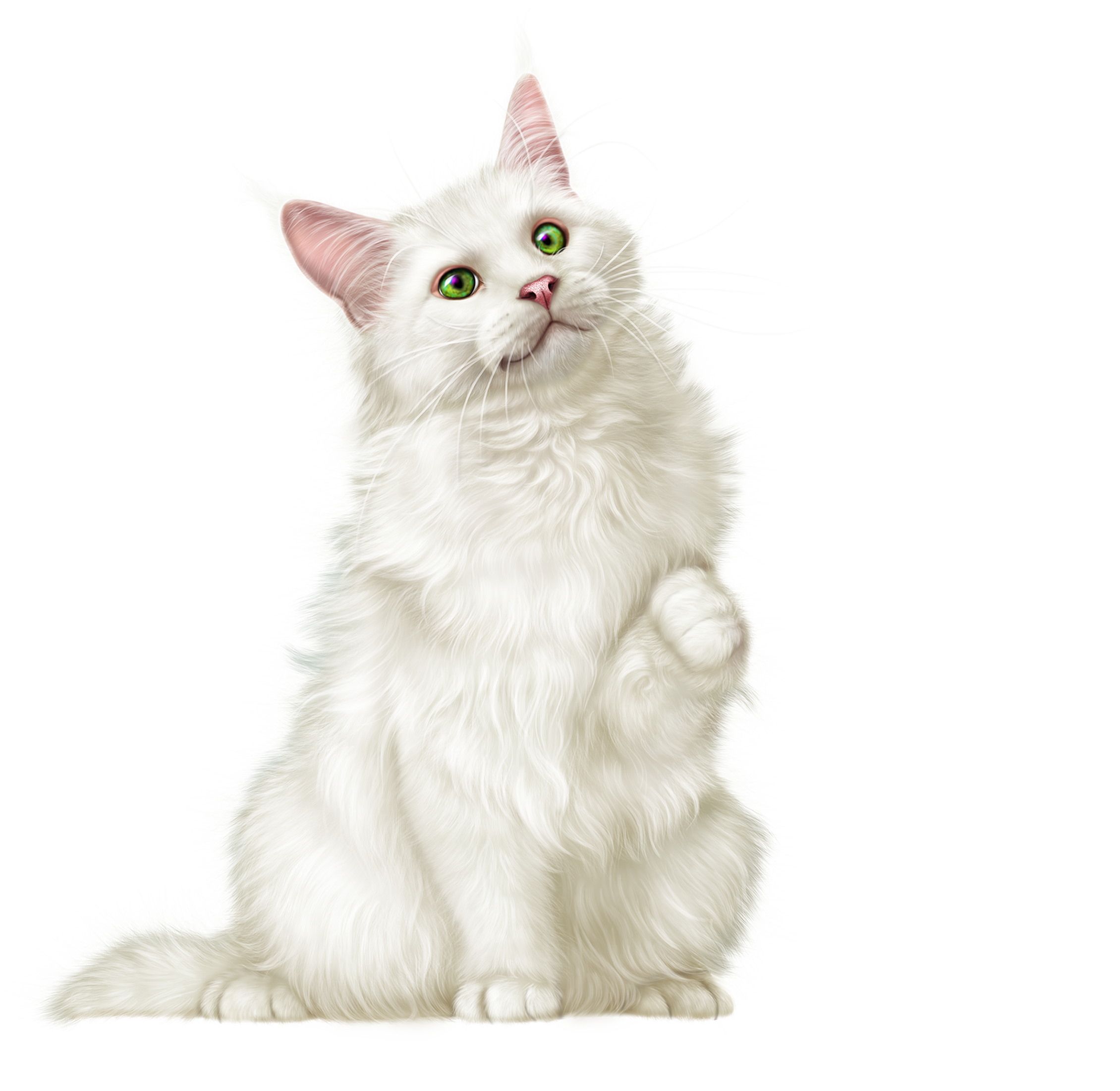 Siberian cat clipart jpg black and white library 0_2cb2a5_973ab365_orig (2260×2200)   Kot Clipart / Cat Clipart ... jpg black and white library
