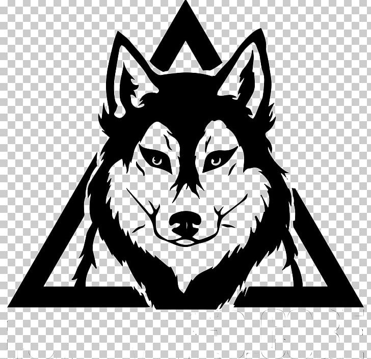 White husky clipart banner freeuse download Siberian Husky Black Wolf Wall Decal PNG, Clipart, Art ... banner freeuse download