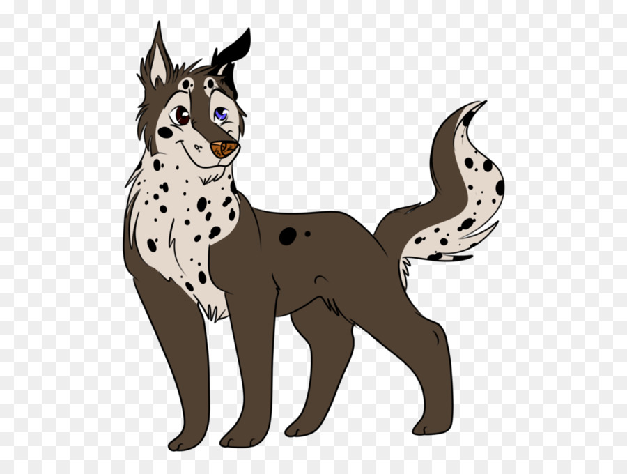 Siberian dalmation clipart vector free stock Cat And Dog Cartoon png download - 1024*768 - Free ... vector free stock