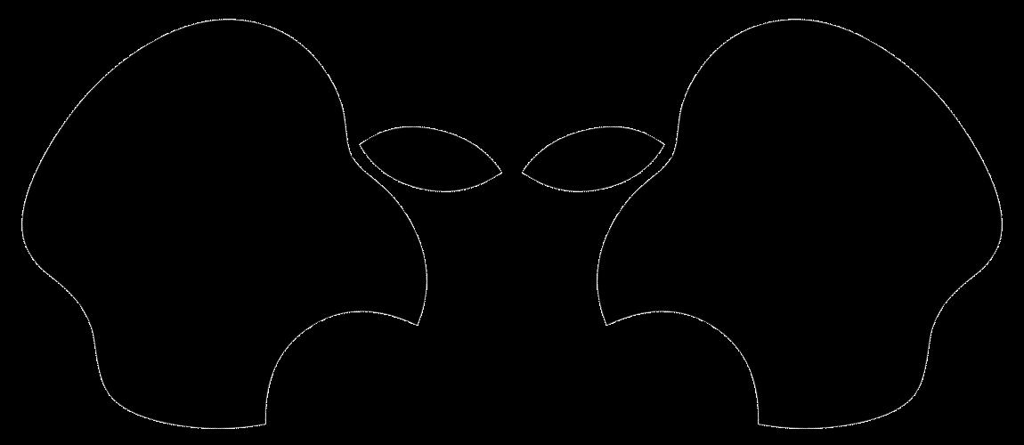 Sick apple clipart freeuse stock Alien, made using Apple logo | Aliens | Pinterest | Apple logo freeuse stock