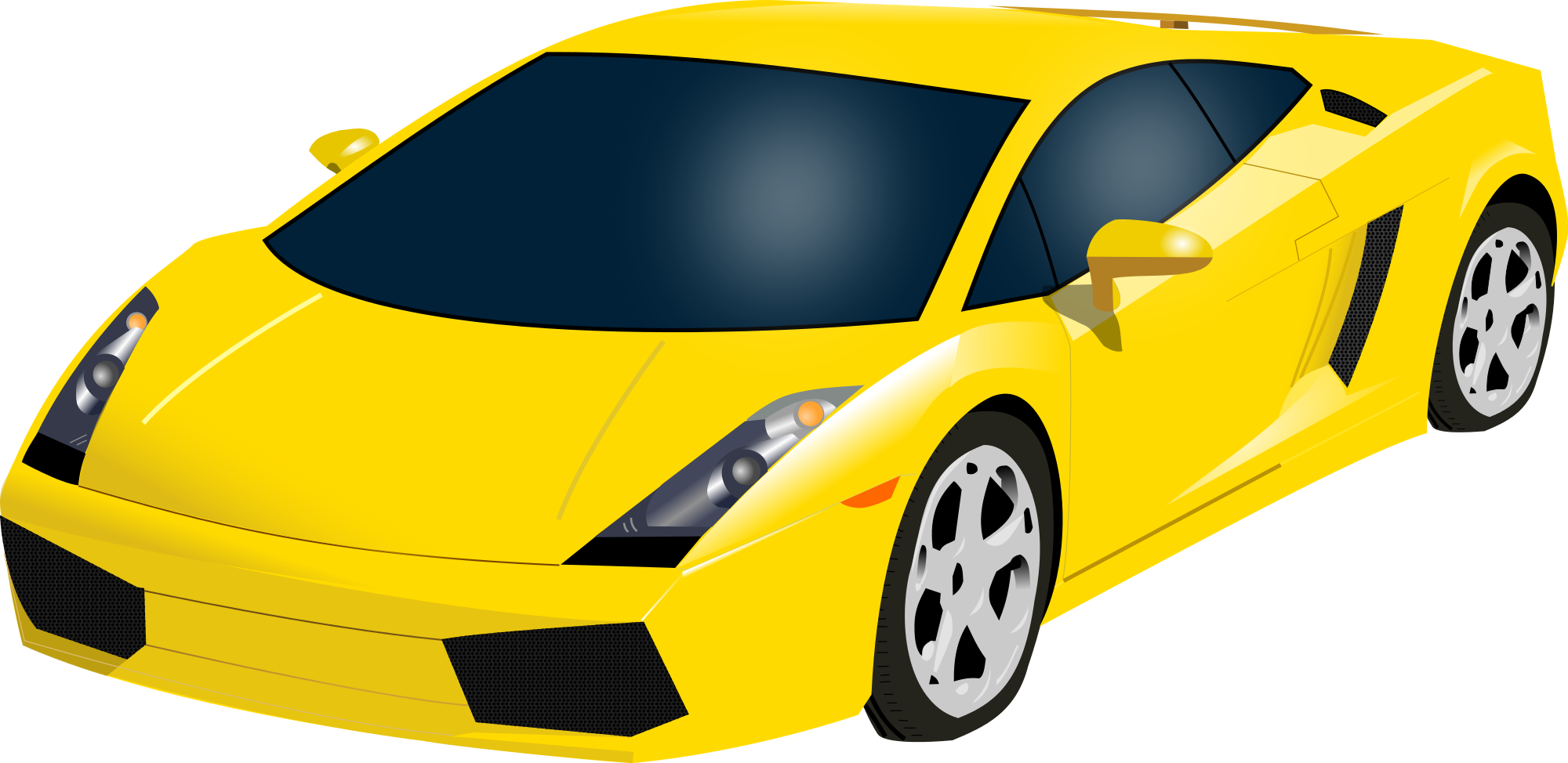 Sick car clipart picture freeuse download Lamborghini Clipart nice car - Free Clipart on Dumielauxepices.net picture freeuse download