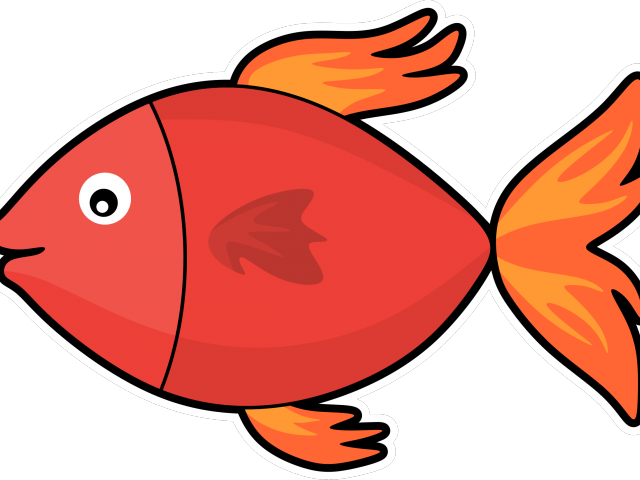 Sick fish clipart image royalty free library Simple Cartoon Fish Free Download Clip Art - carwad.net image royalty free library