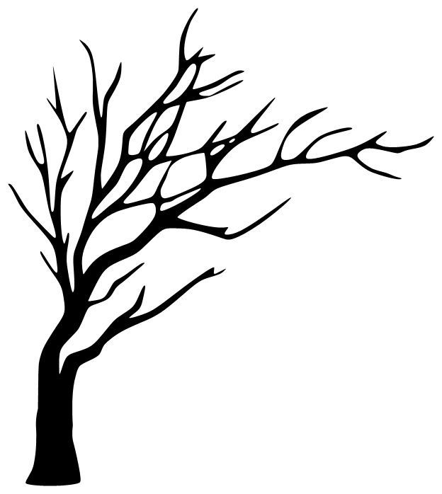 Side tree with fall leaves clipart jpg library Side tree clipart 2 » Clipart Portal jpg library