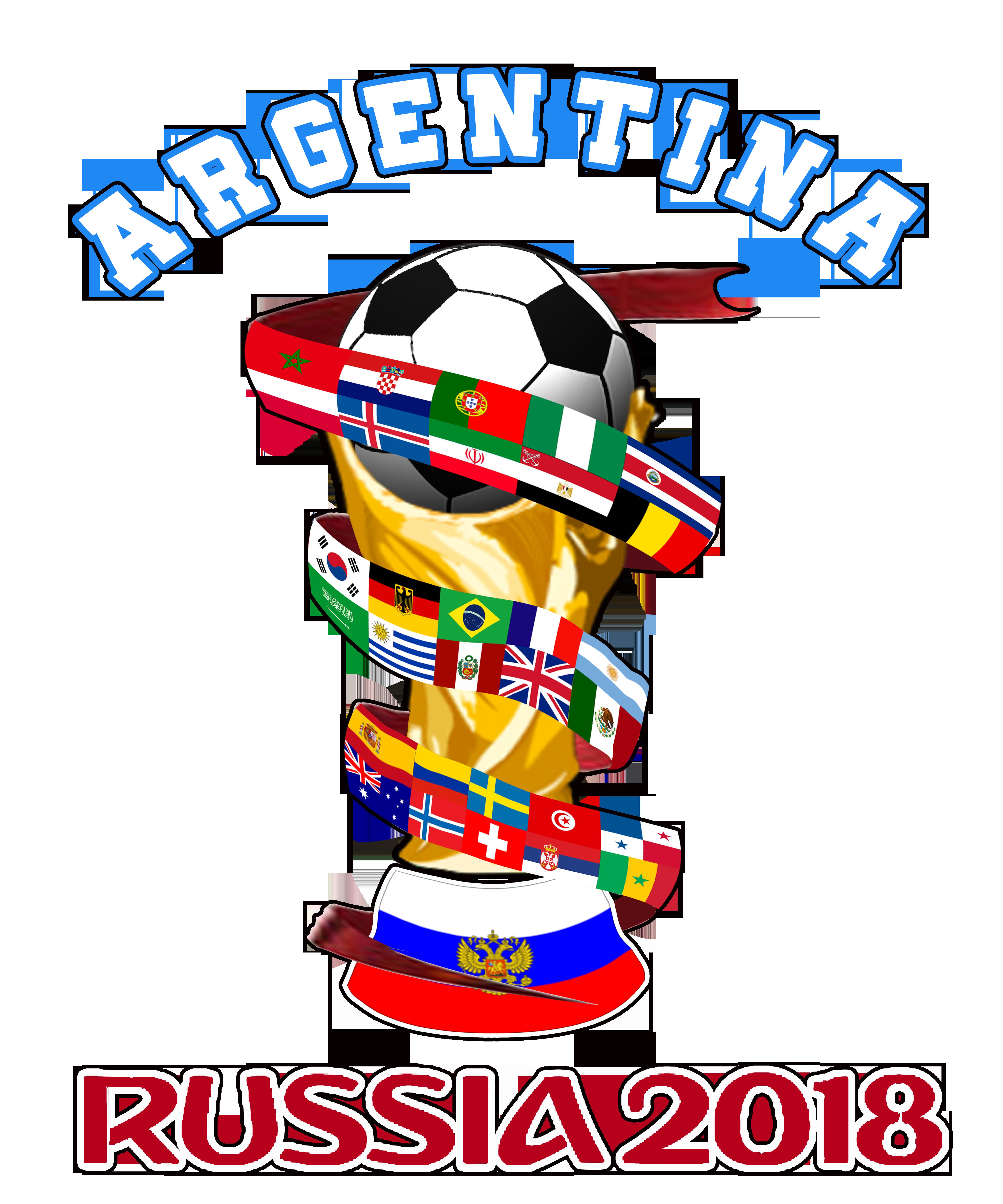 Side view of football cleat clipart vector free ARGENTINA WORLD CUP RUSSIA 2018 | Camisetas, el diseño es todo ... vector free