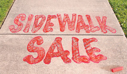 Sidewalk sale clipart clipart royalty free stock Sidewalk Sale Clip Art Free - Cliparts.co clipart royalty free stock