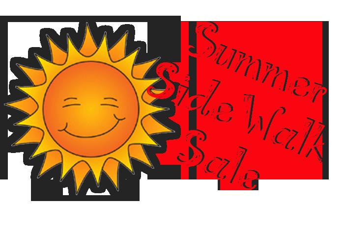 Sidewalk sale clipart picture Rod Works Summer Sidewalk Sale! Enjoy Up To 35% Off Select ... picture