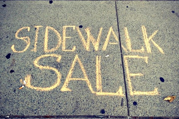 Sidewalk sale clipart picture download Sidewalk Sales - Brattleboro Vermont picture download
