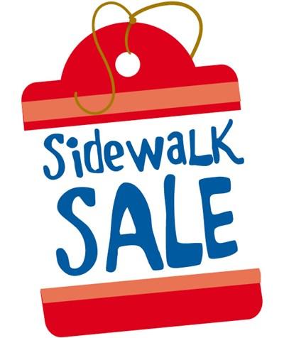 Sidewalk sale clipart vector free download Sidewalk Sale   Downtown Kirkwood vector free download