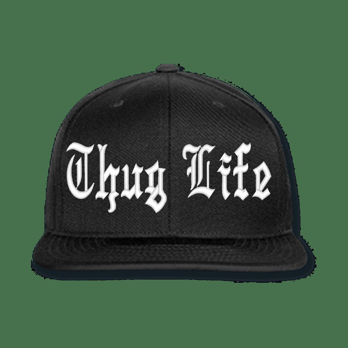 Sideways baseball cap clipart jpg stock Thug Life Black Cap transparent PNG - StickPNG jpg stock