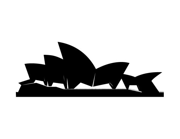 Sidney clipart vector library download Collection of Sydney clipart | Free download best Sydney ... vector library download