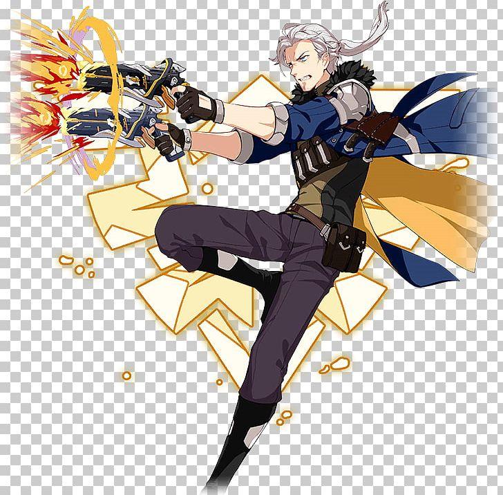 Siegfried clipart svg transparent download 崩坏3rd Honkai Impact 3 Character Siegfried MiHoYo PNG ... svg transparent download