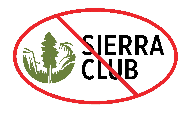 Sierra club logo clipart