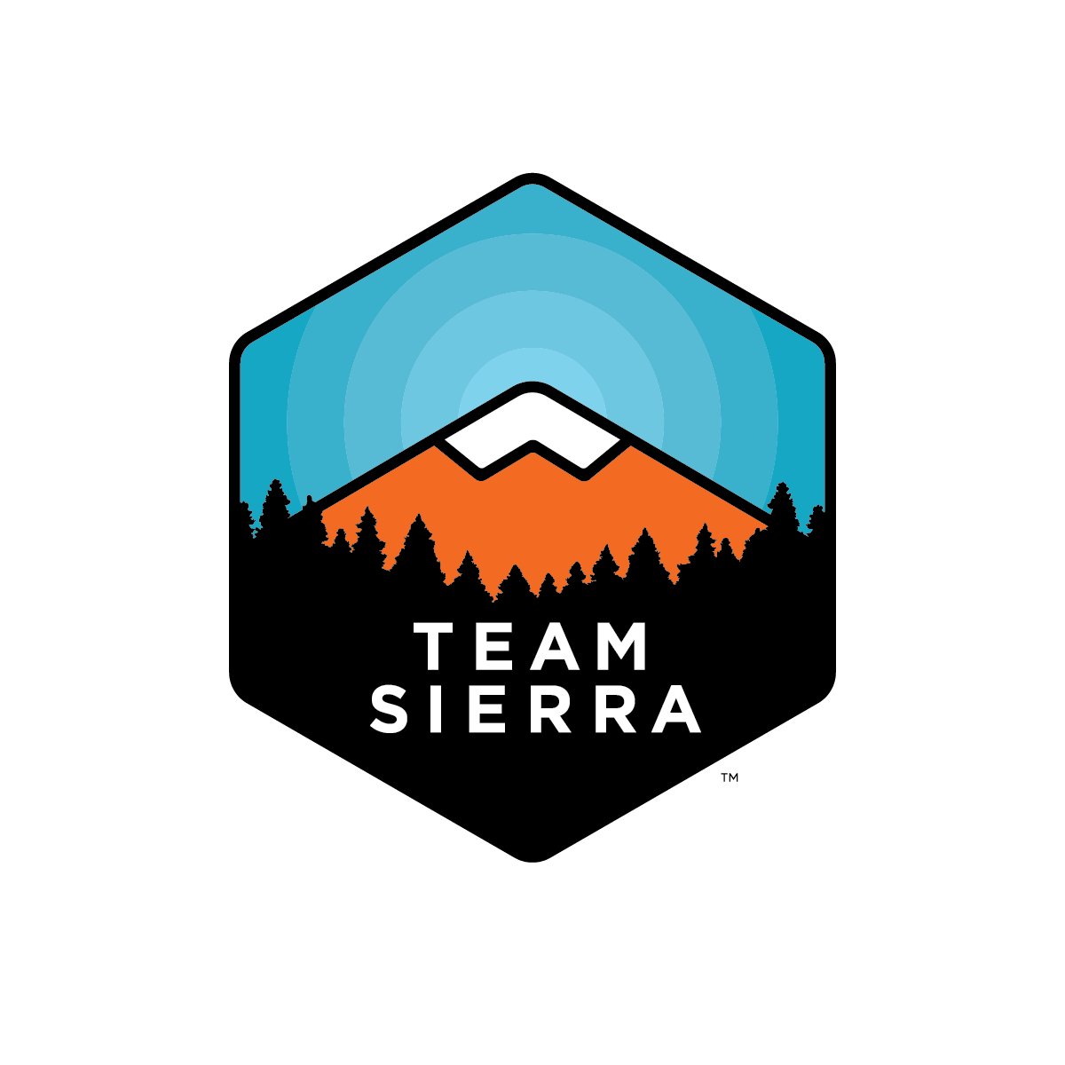 Sierra club logo clipart svg free stock Style Guide - Team Sierra svg free stock